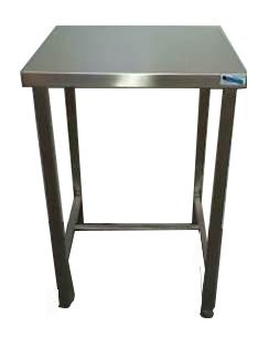 TABLE INOX DE SERVICE CENTRALE